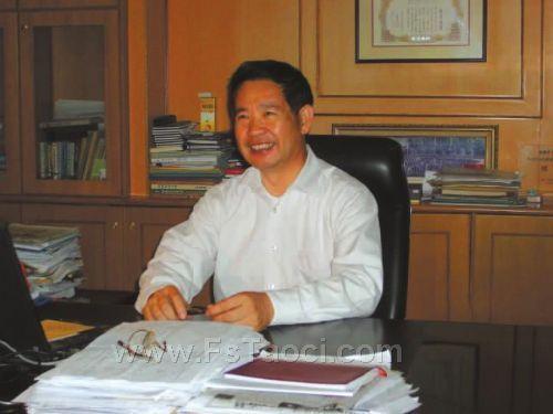 专访福建材料工业协会常务副会长、福建华泰集团董事长吴国良