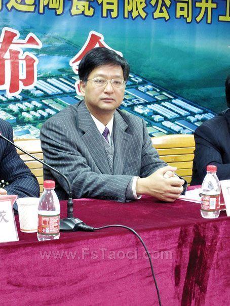 广西藤县县长何棠:力争5年内将藤县建成广西重要陶瓷生产基地