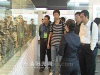 全国多家网络媒体参观高�墩蛭�美陶瓷建筑博物馆