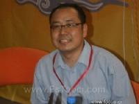 金朝阳陶瓷销售副总经理马中平:总部经济一定要跟着产业走