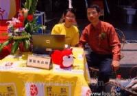 金朝阳陶瓷品牌总经理简荣康:奥运之星传递阳光生活理念